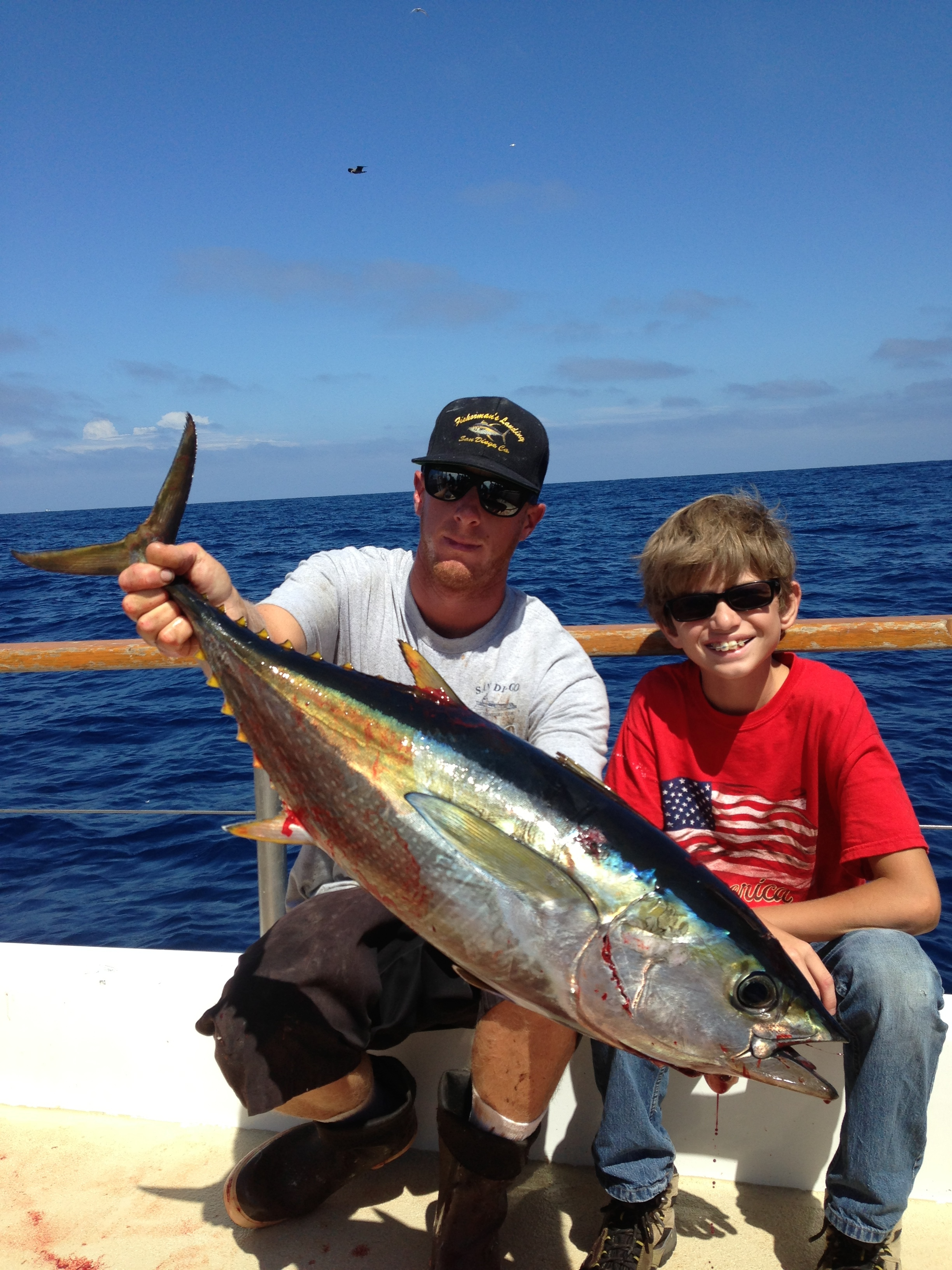 Sportfishing photo gallery san diego ca for San diego fishing charter